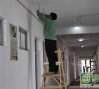安徽新华动漫游戏学院一期工程火热进行中