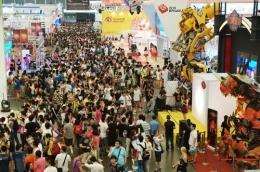2012 ChinaJoy展覽及會議項目招商工作全面啟動