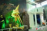 2012chinajoy展台巡礼热身 快来看超级大变身!