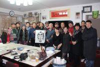 中国肖像漫画家学会筹委会2013年会召开