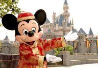 美国迪士尼公司第一季亏损 押宝上海迪士尼