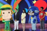 谭耀文亮相国际动漫电影节 与佟大为上演合伙人