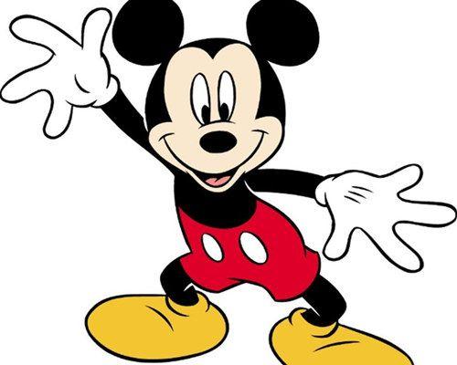 《威利号汽艇》中的卡通人物米老鼠迎来85岁生日图片