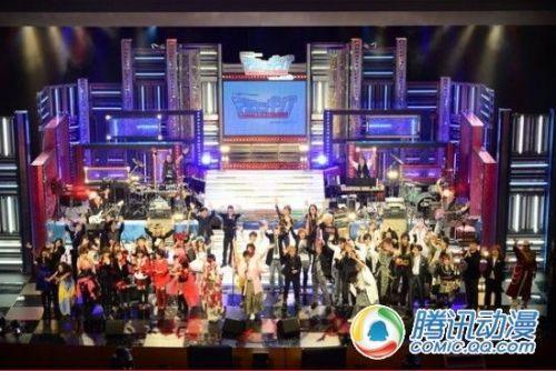 """2013""""动漫歌曲之王""""大赛白组获胜"""
