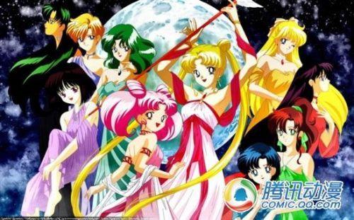 《美少女战士》新作七月全球开播