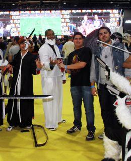 2014年中东影视动漫展在迪拜举行