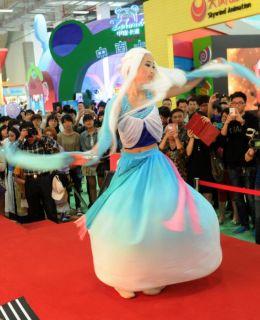 【组图】第十届杭州中国国际动漫节现场组图