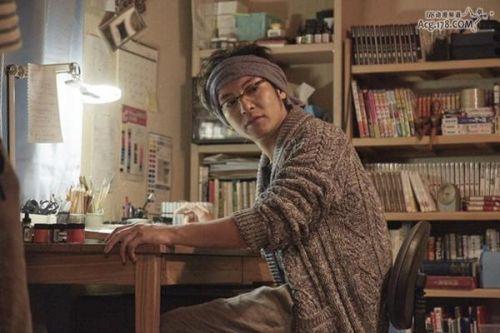 鹤野刚士饰演的哥哥