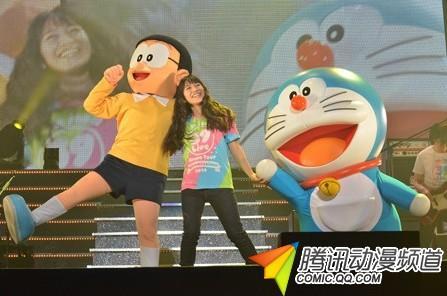 《哆啦A梦》新剧场主题曲敲定!miwa演唱