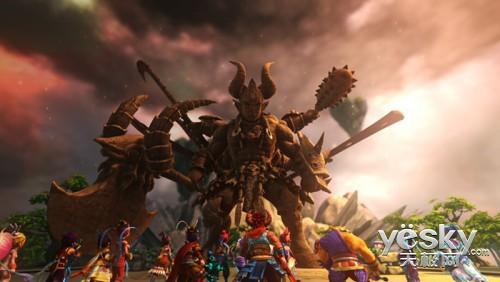 梦幻2巨制动画首播 众侠携手镇魔挽救苍生
