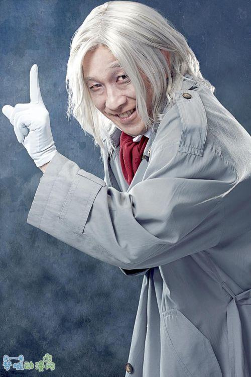 舞台剧《东京食尸鬼》全员主视觉图公开
