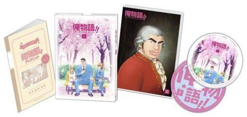 《俺物语》第1卷展开图 萌男变身莫扎特
