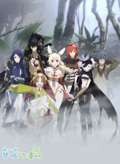 动画《六花的勇者》新宣传片播出,主题曲预览