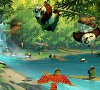 《功夫熊猫3》再爆概念图 全景呈现东方神韵