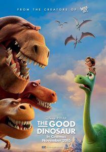 皮克斯动画片《恐龙当家》先行预告片发布