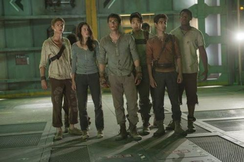 《移动迷宫2》日版预告杉田智和旁白