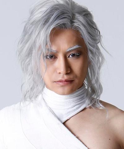 《笑傲昙天》舞台剧版主视觉图定妆照公开