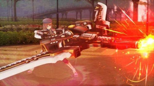 《黑蔷薇女武神》游戏画面公开