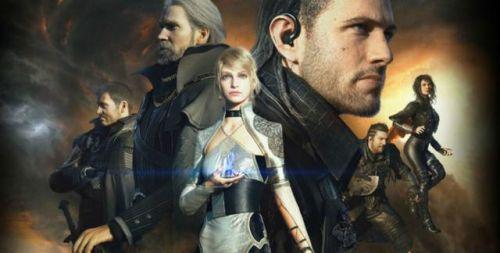 《最终幻想15:王者之剑》推出感谢粉丝特别电影