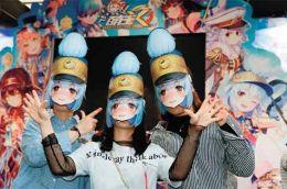 第13届中国国际动漫节在杭州开幕