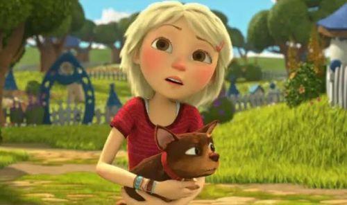 爱与勇气是不变的主题 俄罗斯动画《绿野仙踪》新画面公开