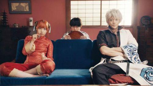 《银魂》真人版4天票房近10亿日元 观影人数超《加勒比海盗》