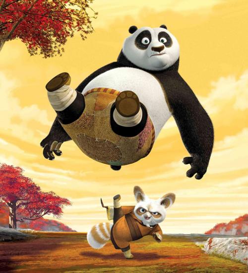 唯一一部看似和中国无关的是《喵星人来了》,将讲述世界被猫科动物