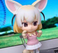 《兽娘动物园》将推出一款耳廓狐粘土人