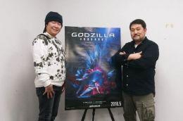 《哥斯拉》系列動畫電影兩位導演專訪