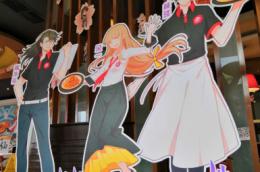 《诛仙御剑行》×必胜客联手打造主题餐厅击破次元壁