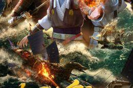 中国首部海战题材3D动画《四海鲸骑》正式独家上线