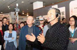 """""""动漫新时代——广州动漫艺术40年成果展""""于11月28日正式开幕"""