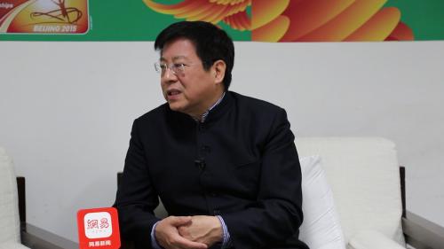 [金龟子国际儿童艺术节]李扬:动漫产业是一个杠杆 撬动民族文化走向世界