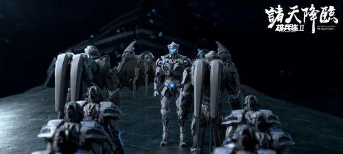 《流浪地球》没看够?这部国产动画带你走进科幻战争的世界! 业内 第5张