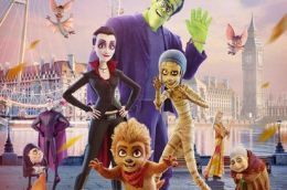 《精灵怪物:疯狂之旅》终极版预告海报双料曝光