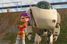 動畫電影《未來機器城》在第22屆上海電影節提前亮相