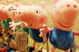 """玩具巨头孩之宝收购""""小猪佩奇""""母公司"""