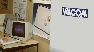 Wacom领跑行业三十六载,记录永动创意时光