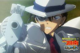《名侦探柯南:绀青之拳》票房飘红  粉丝:他是我们永远的青春