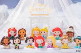 公主系列夢幻降臨 泡泡瑪特攜手迪士尼圓你公主夢