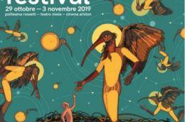 动漫《云中居三子:溺女婆》入围第19届意大利里雅斯特科幻节