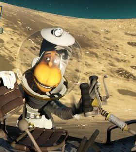 《太空狗之月球大冒险》终极预告&海报齐发 12月14日玩转太空冒险