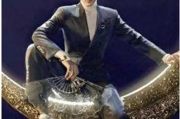 漫畫王子一樣!肖戰唯一的銀發照曝光