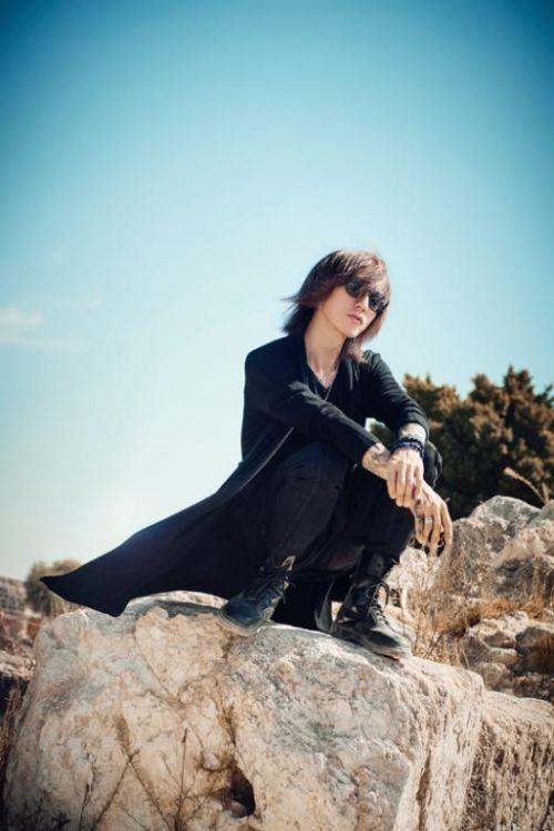 SUGIZO与大黑摩季共同制作动画《GIBIATE》片尾曲《ENDLESS》