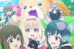 新番动画《熊熊勇闯异世界》即将于10月开播