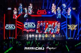酷狗CMJ全职高手演唱会热血开启,新专辑惊艳首演!