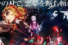 今年日本动画第一爆款《鬼灭之刃》