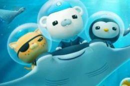 电影《海底小纵队:火焰之环》宣布定档2021年1月8日