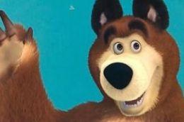 动画片《玛莎与熊》入围全球电视需求奖