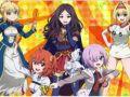 OVA动画《Fate/Grand Carnival》官方公开视觉图